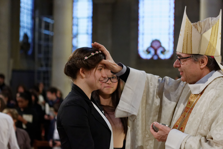 L'accompagnement spirituel et la préparation aux sacrements au lycée St Nicolas