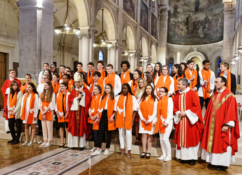 Sacrement de confirmation