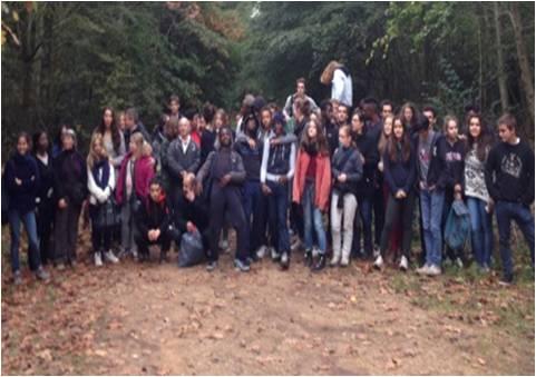 A TAIZÉ, 2500 lycéens à la Toussaint 2014
