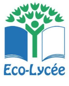 Le Lycée Saint-Nicolas obtient l'Eco-Label!