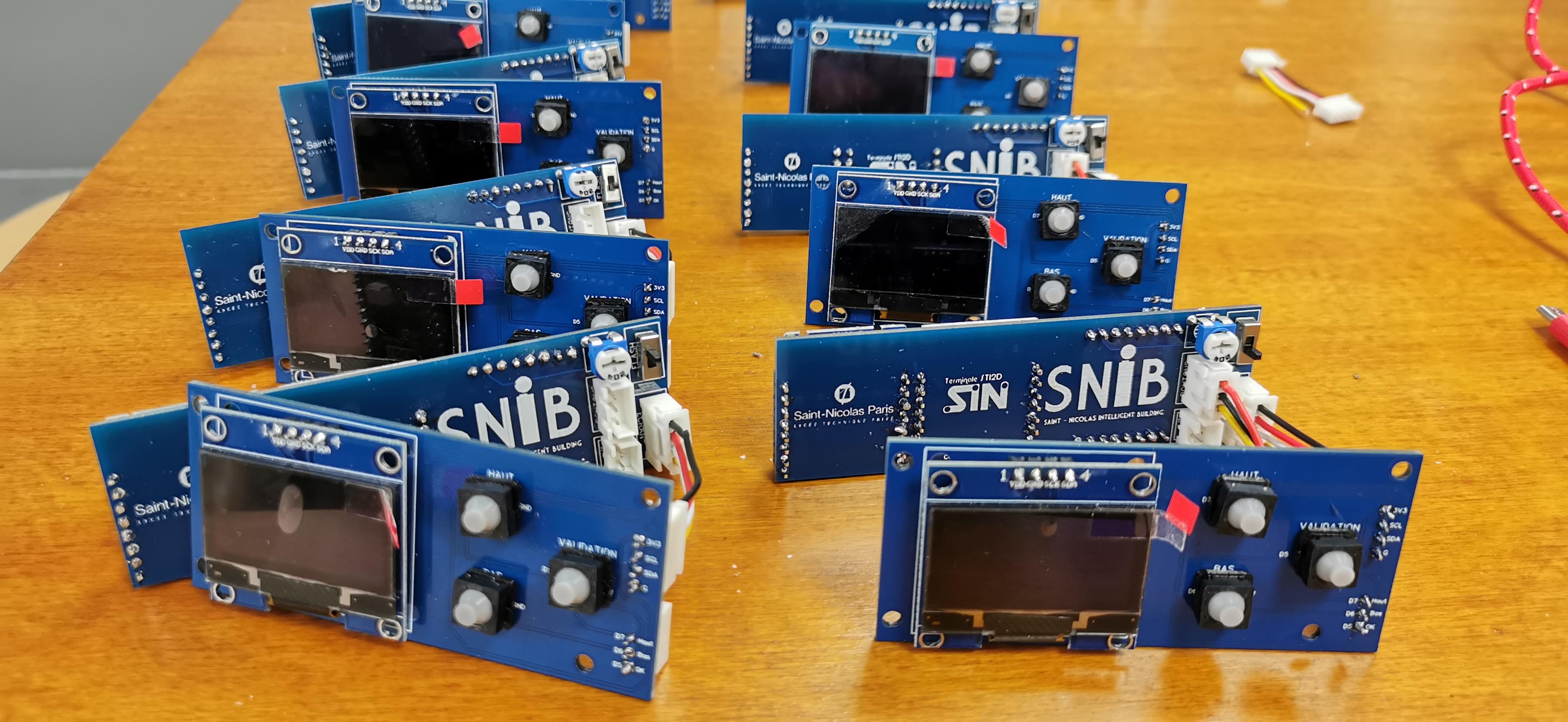 Projet Internet Of Things : les élèves de STI2D option SIN agissent pour demain !