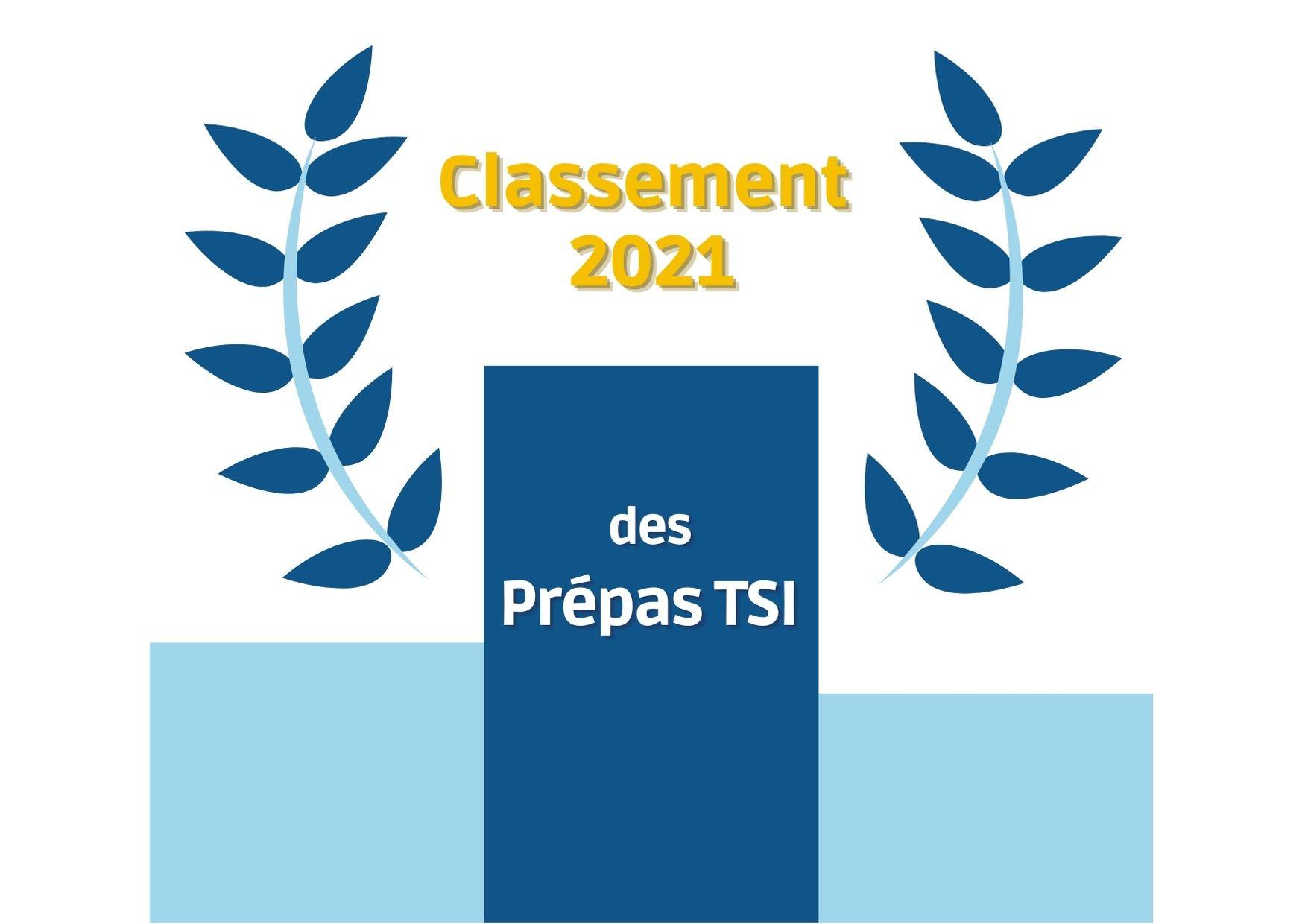 La Prépa TSI de Saint-Nicolas au top du classement l'Etudiant !